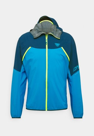 ALPINE - Hardshell jacket - petrol