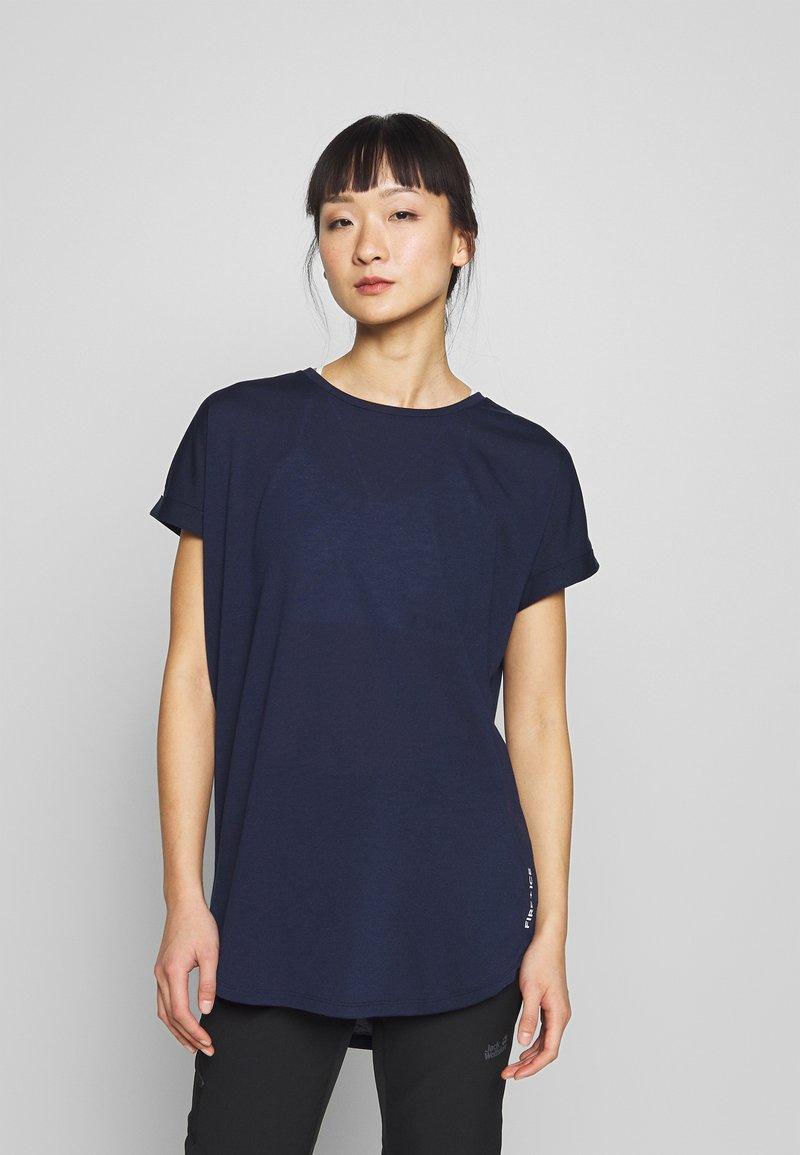 Bogner Fire + Ice - EVIE - T-shirt basic - dark blue