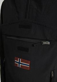 Napapijri - RAINFOREST SUMMER POCKET - Vindjacka - black - 5