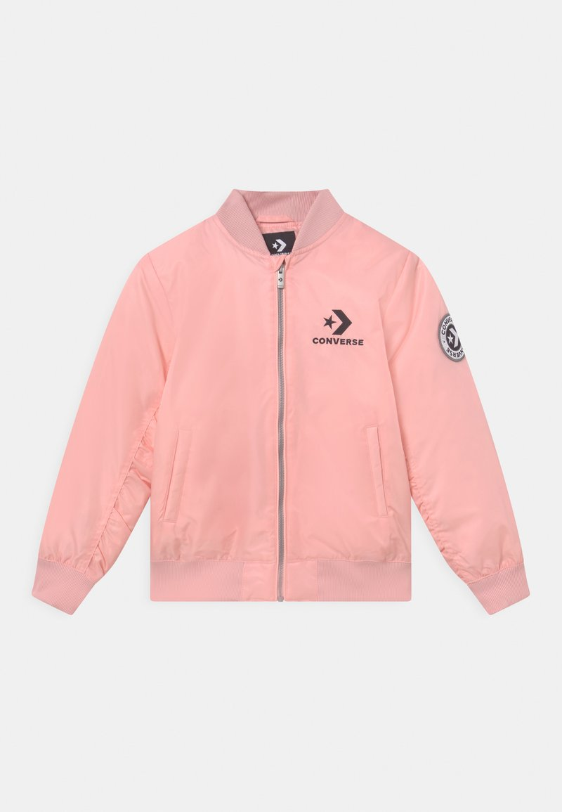 Converse - Winter jacket - converse pink