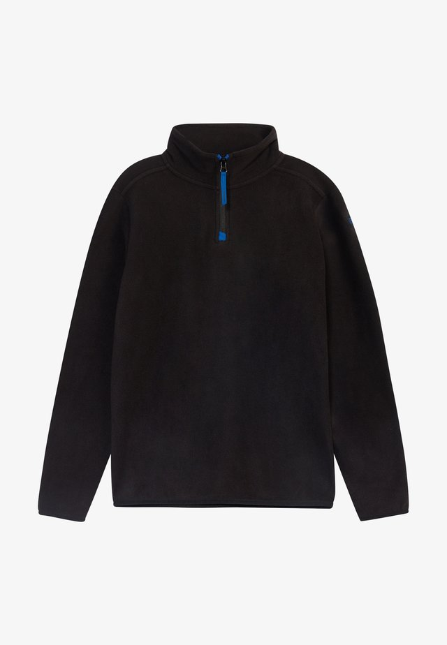 HALFZIP  - Sweat polaire - black out