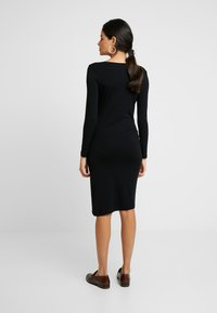 AMOV - CIA DRESS - Kotelomekko - black - 3