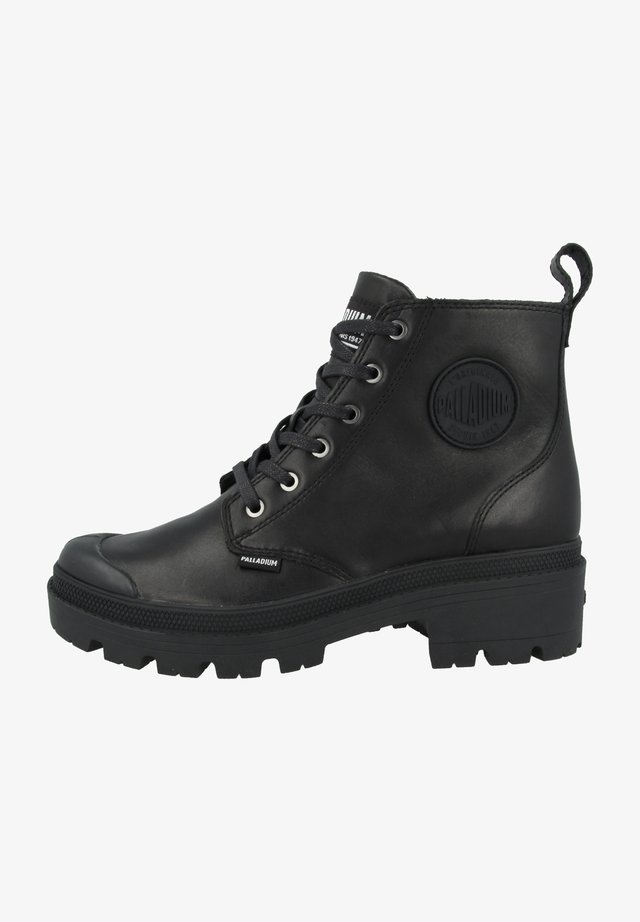 Veterboots - black-black