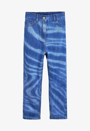 MOM  - Džíny Straight Fit - light blue