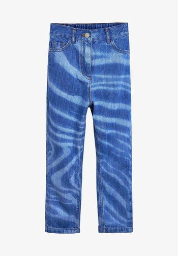 MOM  - Jeans Straight Leg - light blue