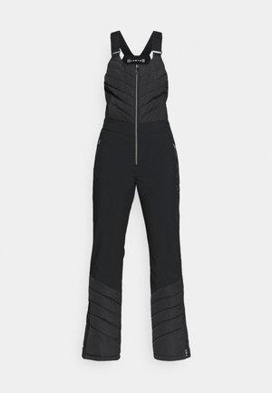 ESTBACKA - Spodnie narciarskie - black