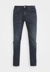 SCANTON SLIM - Slim fit jeans - midnight dark blue