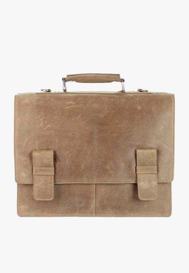 TORO (41 cm) - Briefcase - brown
