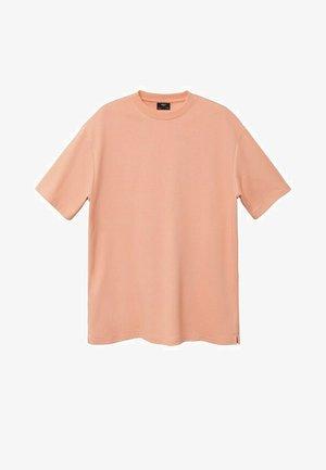Basic T-shirt - rose pastel