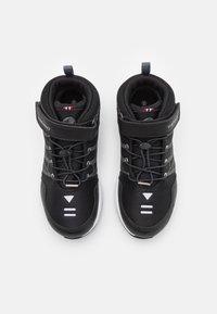 Viking - OPPSAL MID GTX UNISEX - Hiking shoes - black/charcoal - 3