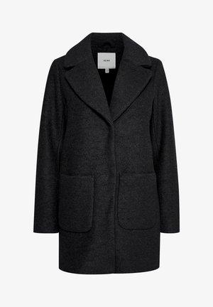 IHSTIPA  - Short coat - black solid