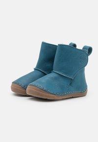 Froddo - PAIX WINTER BOOTS UNISEX - Classic ankle boots - dark denim - 1