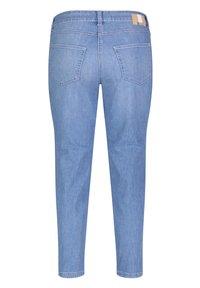 MAC Jeans - MELANIE - Straight leg jeans - blue basic - 1