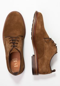 Shoe The Bear - NATE - Lace-ups - tobacco - 1
