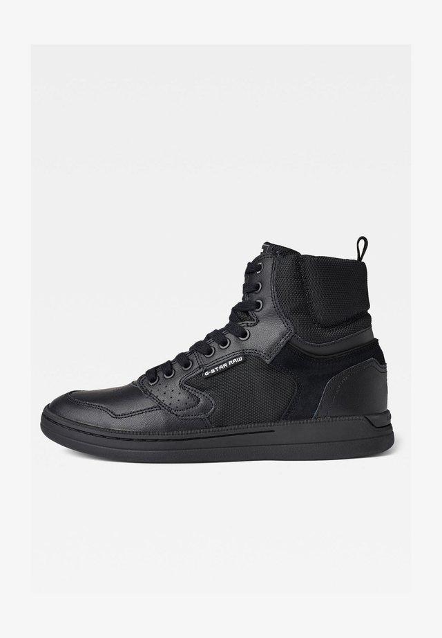 MIMEMIS MID - Sneakers alte - black