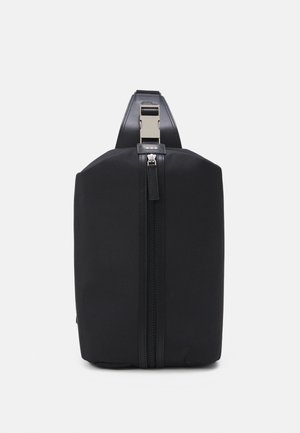 COSMOS CROSSBODY BACKPACK - Reppu - black