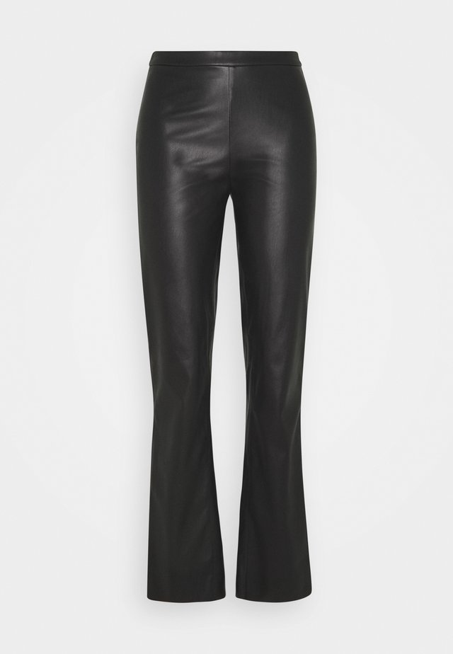 PRIANKA - Trousers - black