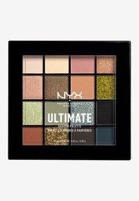Nyx Professional Makeup - ULTIMATE SHADOW PALETTE - Eyeshadow palette - utopia 16 - 0