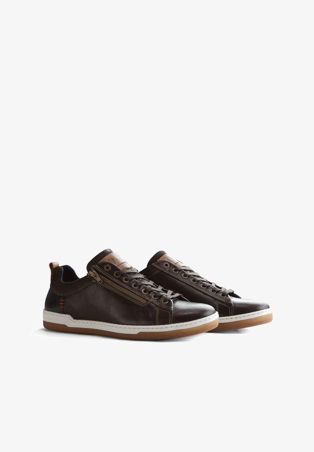C.MADERNO - Sneakers laag - darkbrown