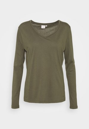 NAIA LONG SLEEVE  - Long sleeved top - sea green