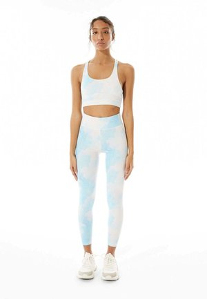 Leggings - Trousers - light blue