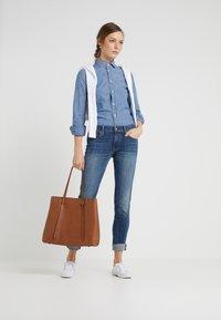 Polo Ralph Lauren - CHAMBRAY  - Button-down blouse - cobalt - 1