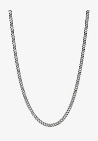 Icon Brand - Necklace - gunmetal-coloured - 3