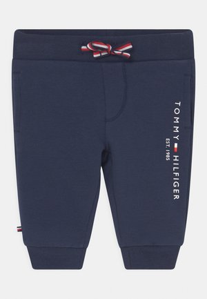 BABY ESSENTIAL UNISEX - Trousers - blue