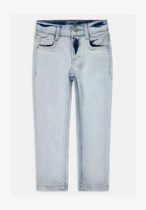 Straight leg jeans - blue bleached
