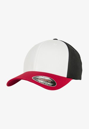 Cap - red/white/black