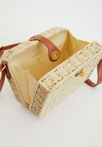 DeFacto - Across body bag - beige - 3