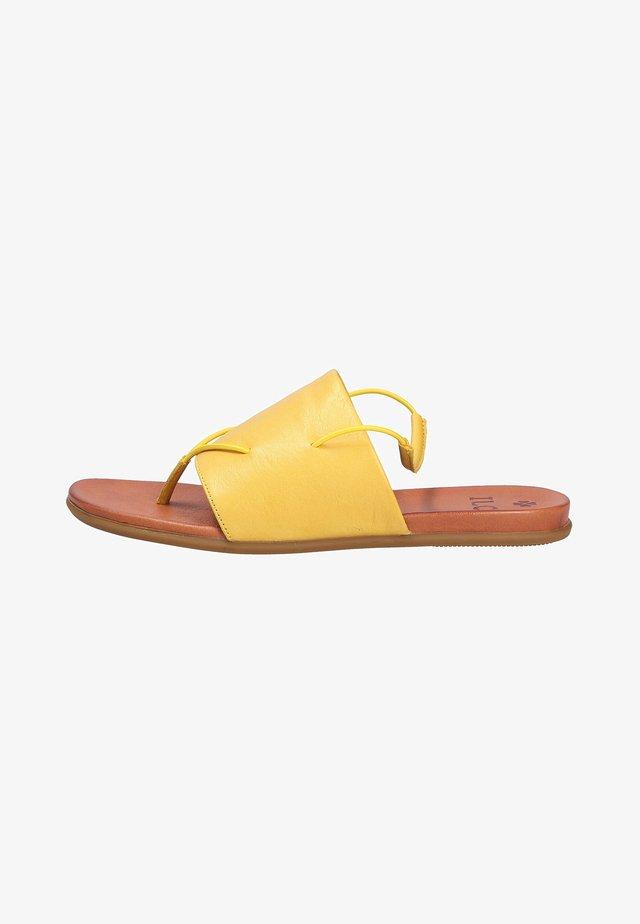 Fashion  - Muiltjes - yellow