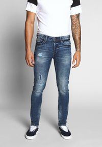 Only & Sons - ONSLOOM - Jeans Tapered Fit - blue denim - 0