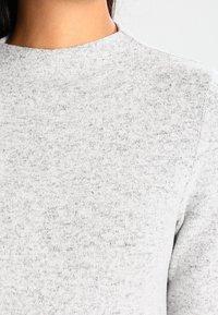 ONLY - ONLKLEO - Shift dress - light grey melange - 3
