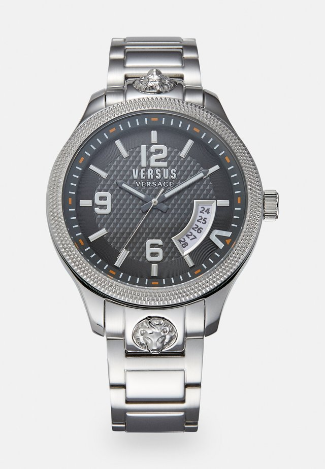 REALE - Uhr - silver-coloured/grey