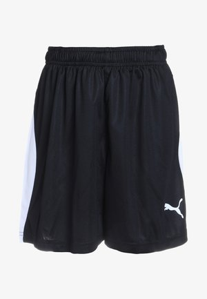 LIGA - Sports shorts - black/white