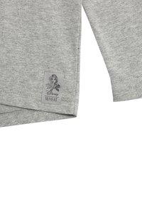 Wheat - Long sleeved top - melange grey - 2