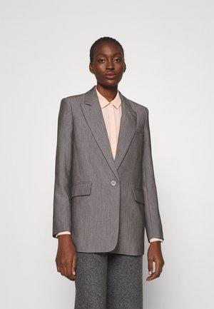 CINDYSUS - Short coat - grey melange