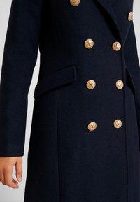 YAS - YASGOLDIAN COAT - Zimní kabát - navy blazer - 5