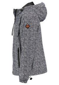 Superdry - SUPERSTORM CAGOULE - Sports jacket - anthracite - 2