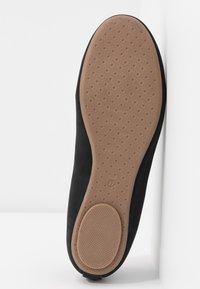 Esprit - ALYA  - Ballet pumps - black - 6