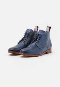 Melvin & Hamilton - SELINA 28 - Lace-up ankle boots - vegas/navy/nude/french/white/natural - 2
