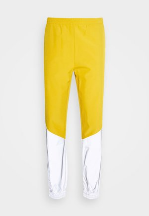 FREDERICK REFLECTIVE TRACK PANTS - Trousers - golden glow