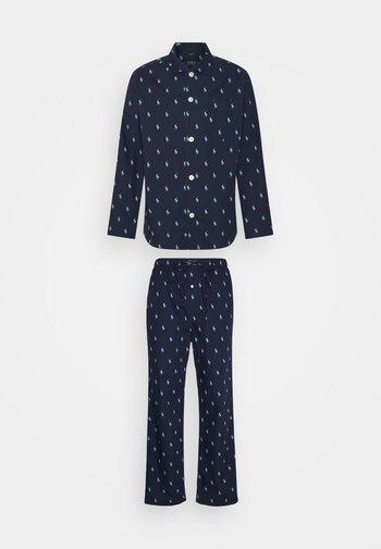SET - Pyjama set - cruise navy/blu
