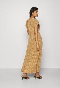 Samsøe Samsøe - VALERIE LONG DRESS - Maxi dress - brown - 2