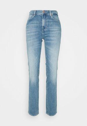THE SOPHISTICATED  - Straight leg jeans - hellblau