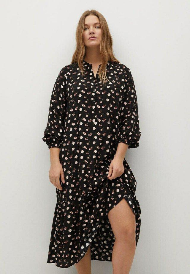 WILSON - Korte jurk - svart