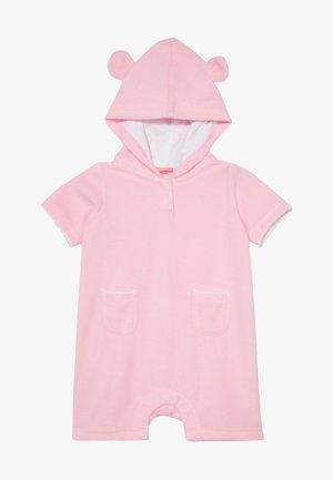 TOWELLLING ONESIE - Jumpsuit - pink