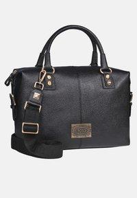 Silvio Tossi - Briefcase - schwarz - 2
