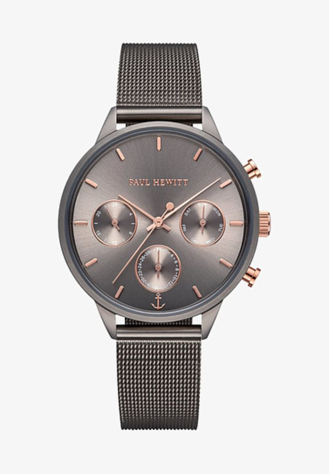 EVERPULSE - Chronograph watch - grey